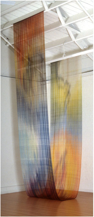 Stacy Speyer textile installation