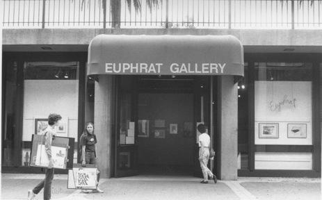 Euphrat Front 1986