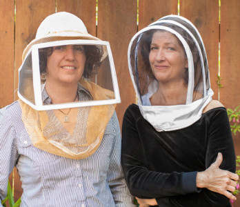 Victoria Heilweil & Glenna Cole Allee of MicroClimate Collective