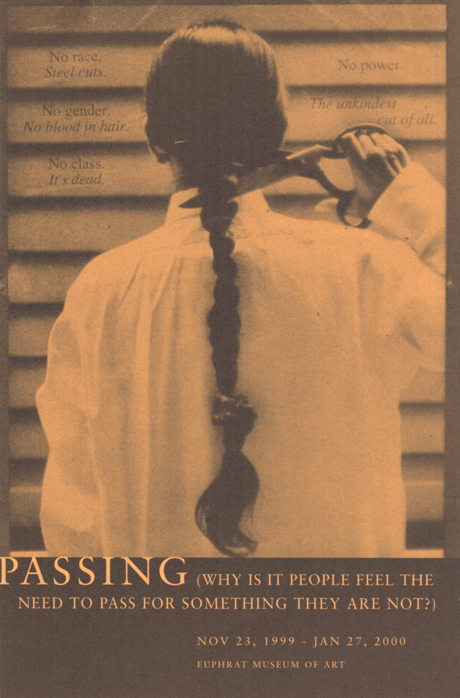 Passing exhibition card