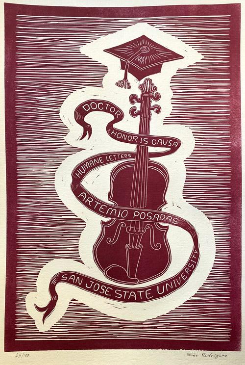 LFP_Artemio Poster